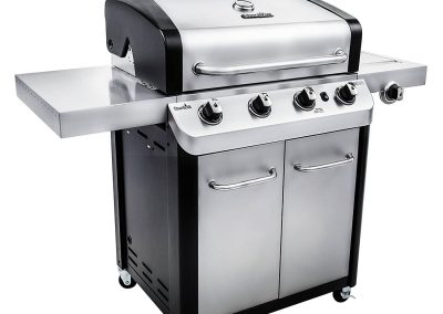 Char Broil Signature 530 4-Burner Cabinet Gas Grill