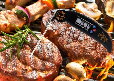 DILISS Instant Read Meat Thermometer 1