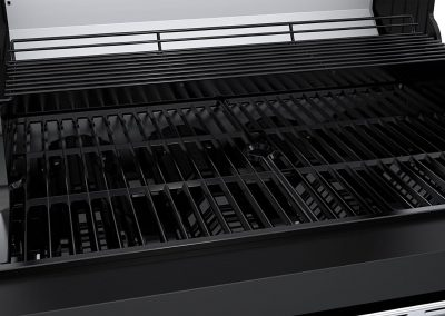 Dyna-Glo Black & Stainless Premium Grills, Heavy Duty Cooking Grates