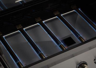 Dyna-Glo DGE Series Propane Grill, 5 Burner