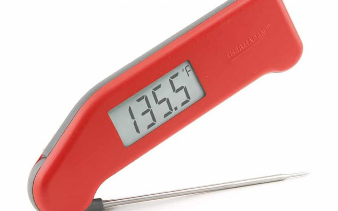 Thermoworks Super Fast Thermapen Review And Rating – The Cadillac Of Instant Read Thermometers