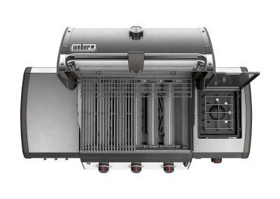 Weber 61004001 Genesis II LX S-340 Liquid Propane Grill 3