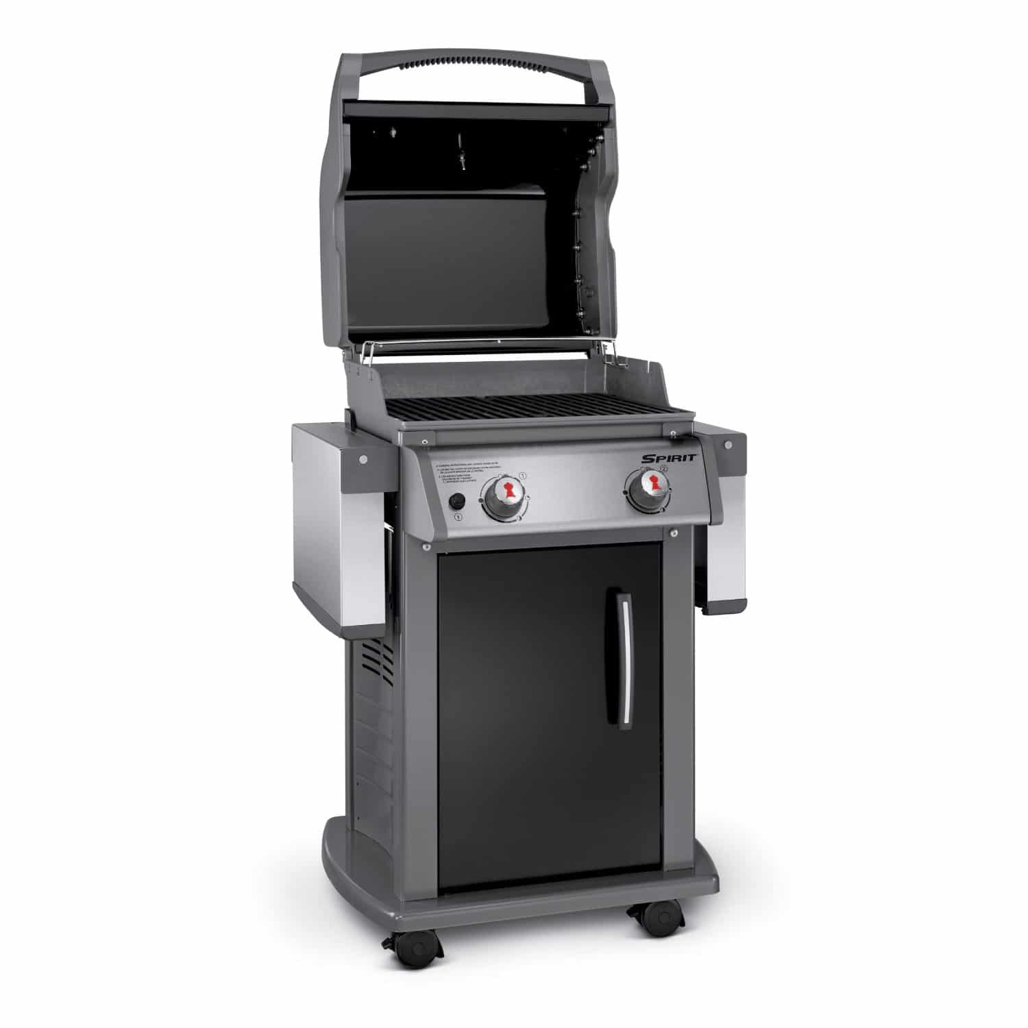 weber 46110001 spirit e210 liquid propane gas grill the. Black Bedroom Furniture Sets. Home Design Ideas