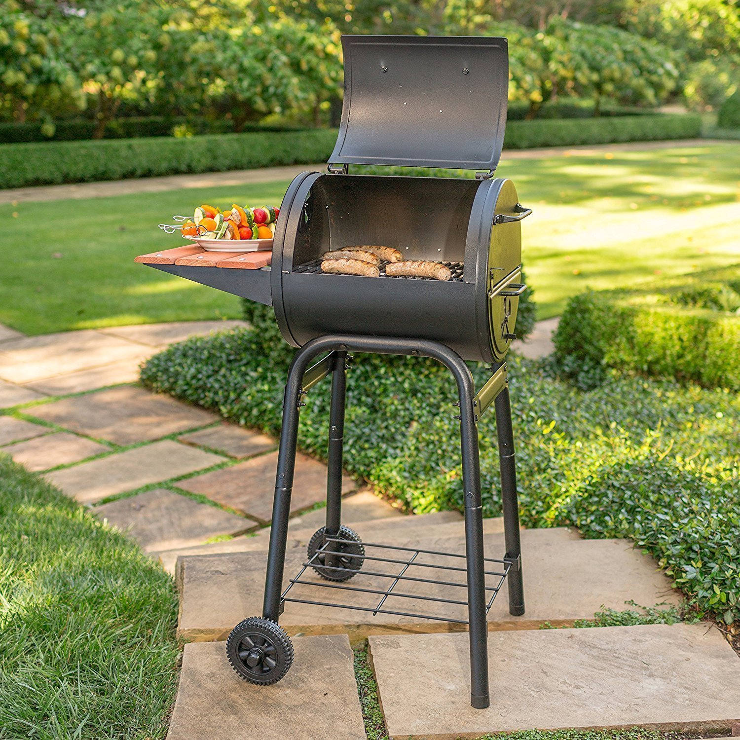 Superb Char Griller 1515 Patio Pro Charcoal Grill 2