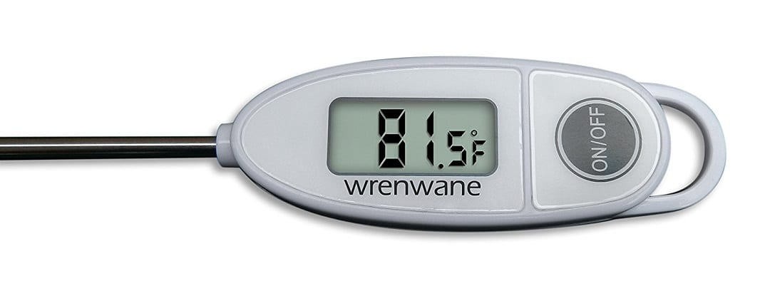wrenwane digital thermometer review and rating the grilling life. Black Bedroom Furniture Sets. Home Design Ideas