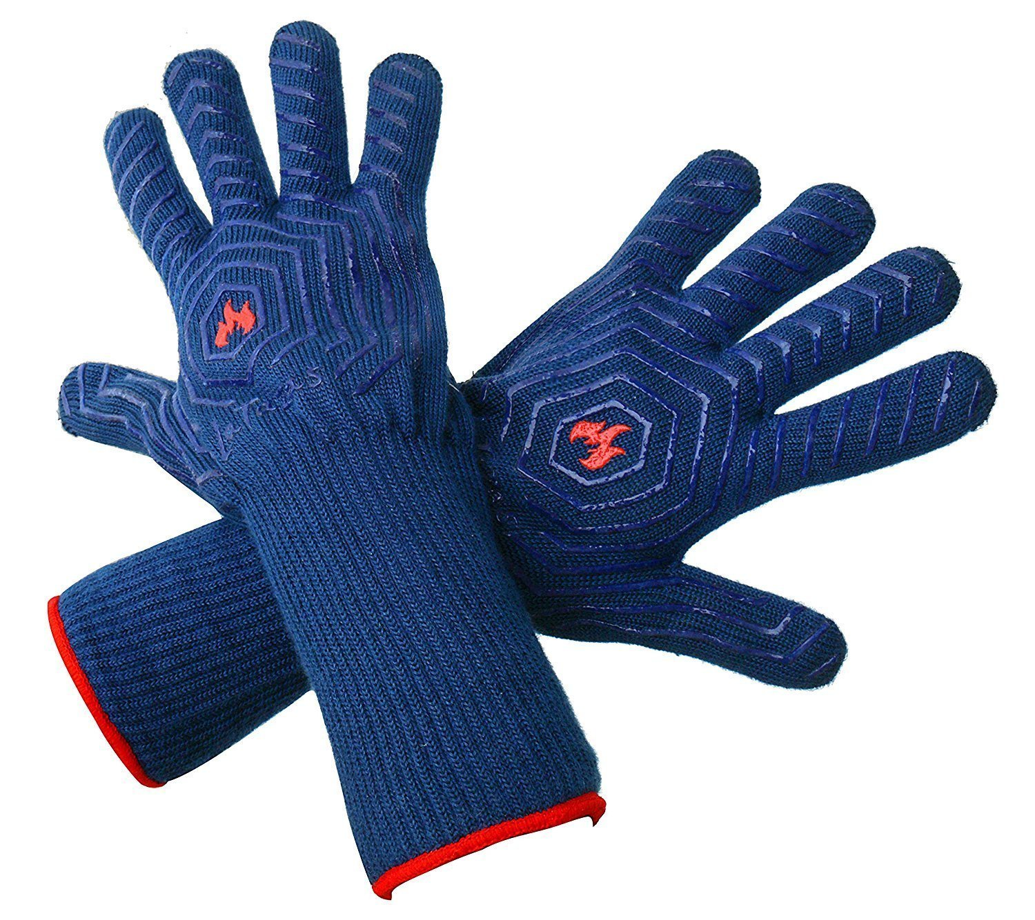 Latazas Extreme Heat Resistant Grill Oven Mitts The