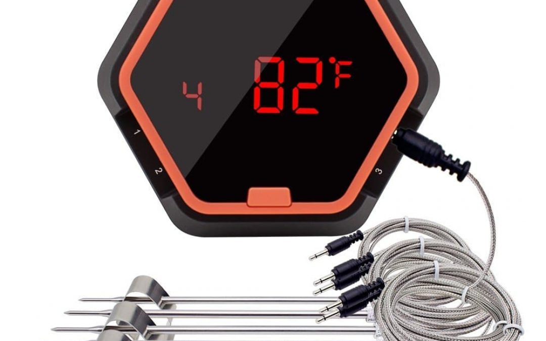 INKBIRD IBT-6X Bluetooth Thermometer Review And Rating – A 6 Probe Wireless Grilling Thermometer