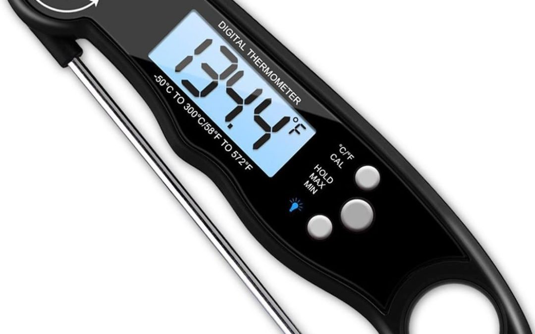 Mister Chefer Instant Read Thermometer Review And Rating – A Durable Thermometer Built To Last!