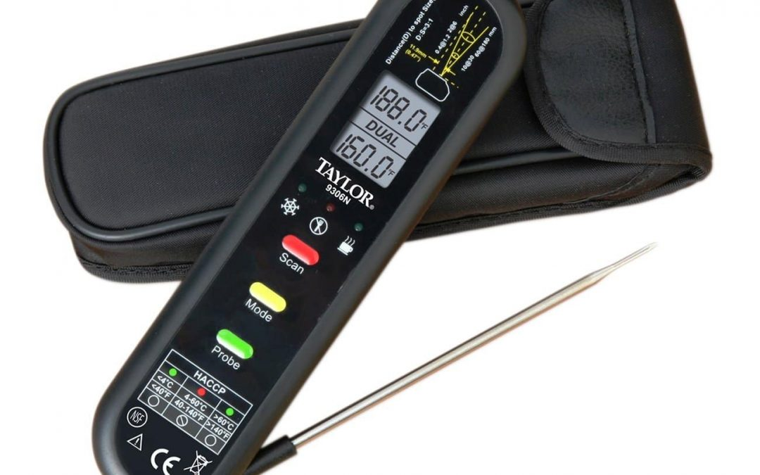 Taylor Precision Products Thermometer Review And Rating – Two Tools Wrapped Up In One!