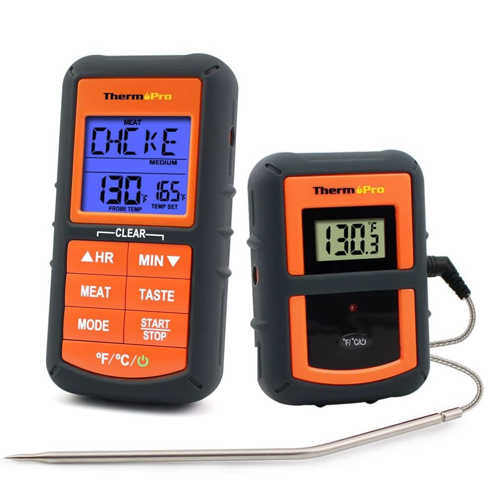 The 10 Best Digital Meat Thermometers For 2018 The Grilling Life