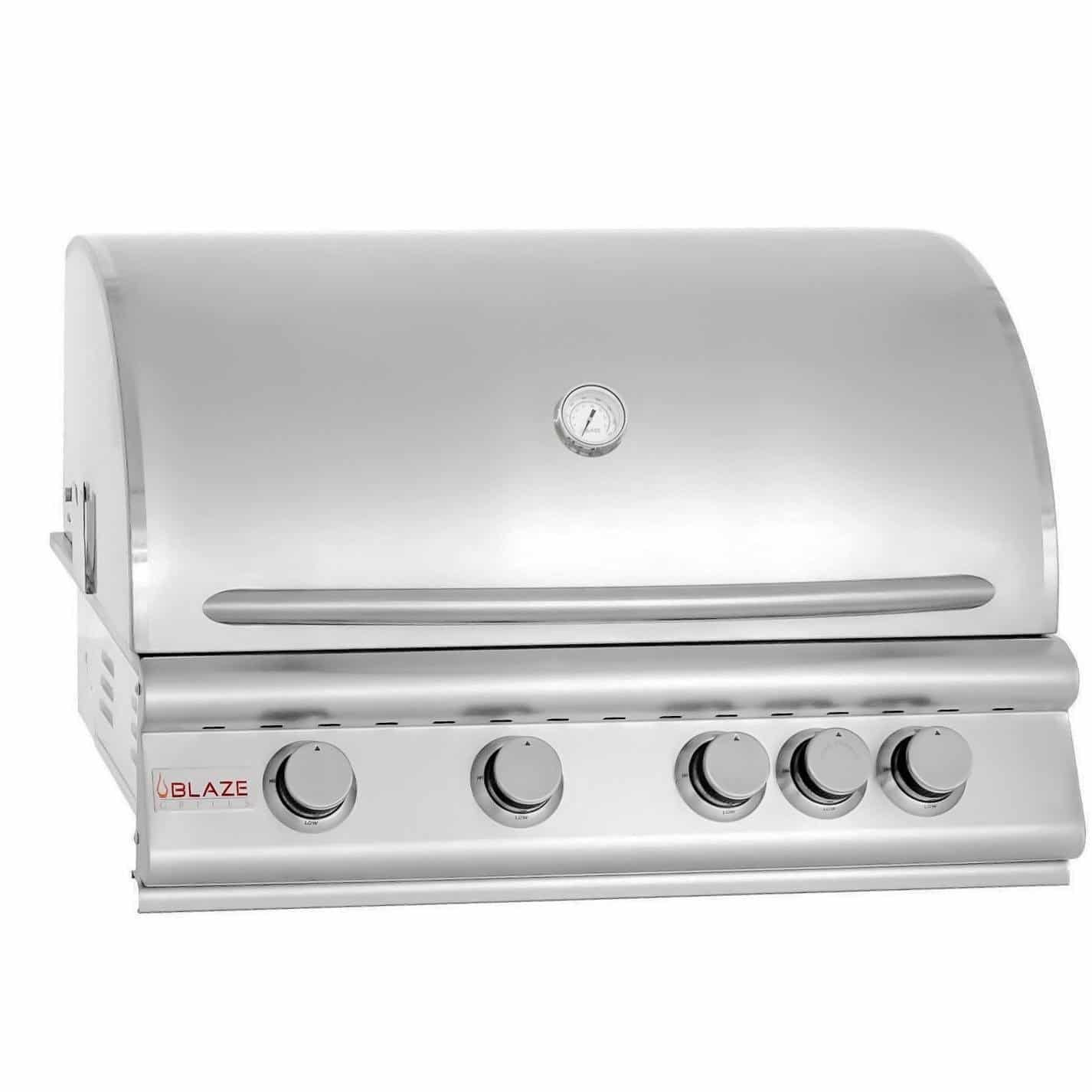 Best  Inch Natural Gas Built In Grill