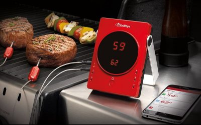 How To Choose A Wireless Digital Meat Thermometer For Grilling And Smoking