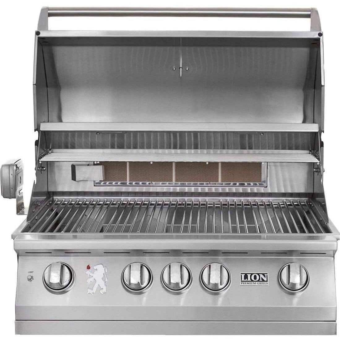 The Grill Is Made From 304 Stainless Steel So You Know It Will Last 4 Burners Emit 60 000 Btus For All Heating Need And