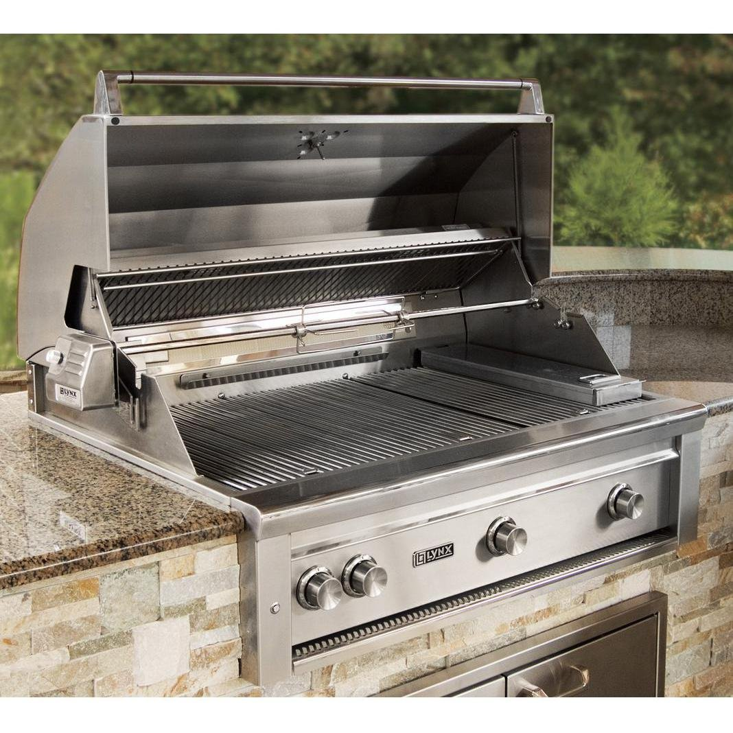 the 10 best built in gas grills for 2018 reviews and. Black Bedroom Furniture Sets. Home Design Ideas