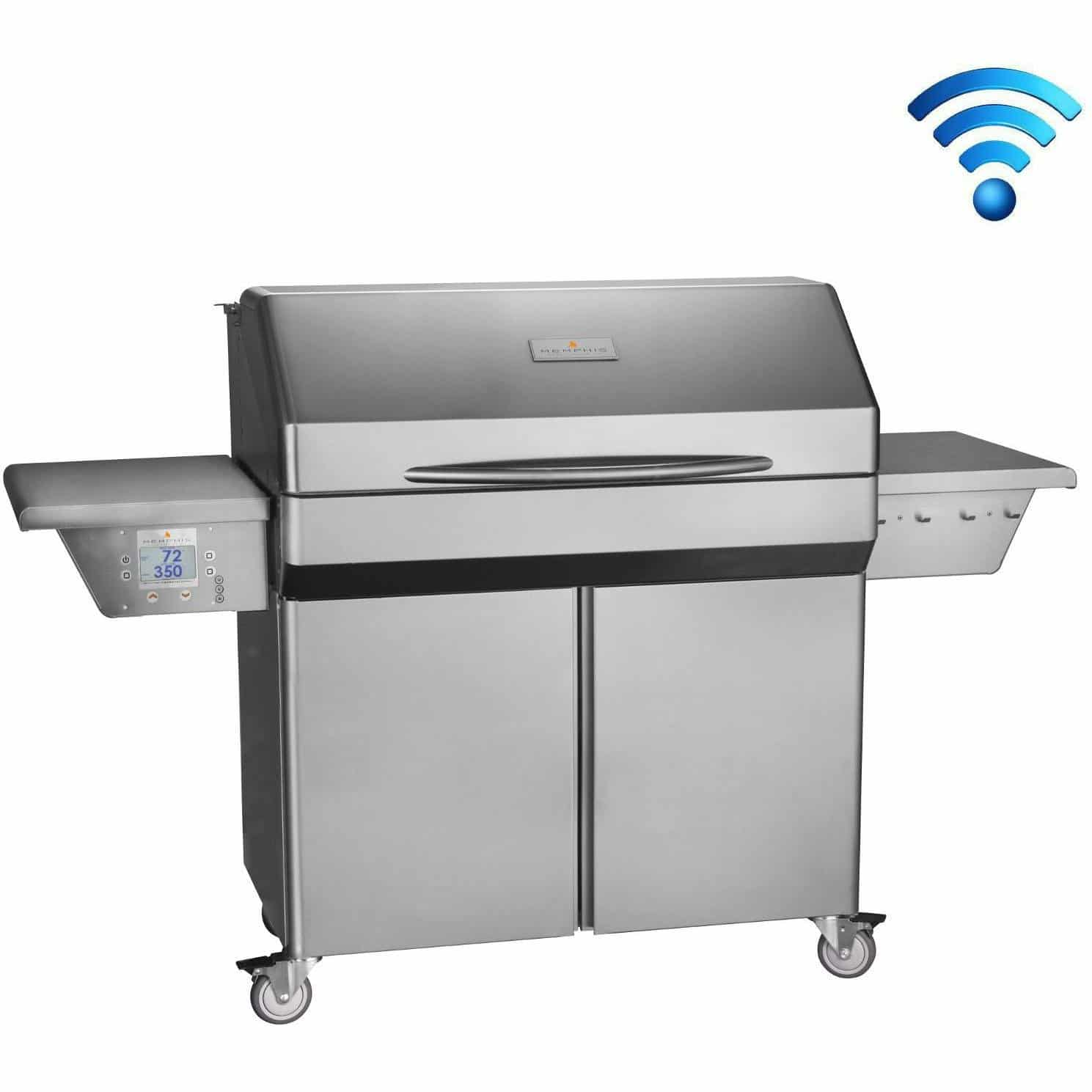 Memphis Elite Pellet Grill Review