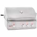 Blaze Professional 34-Inch 3-Burner Built-In Gas Grill