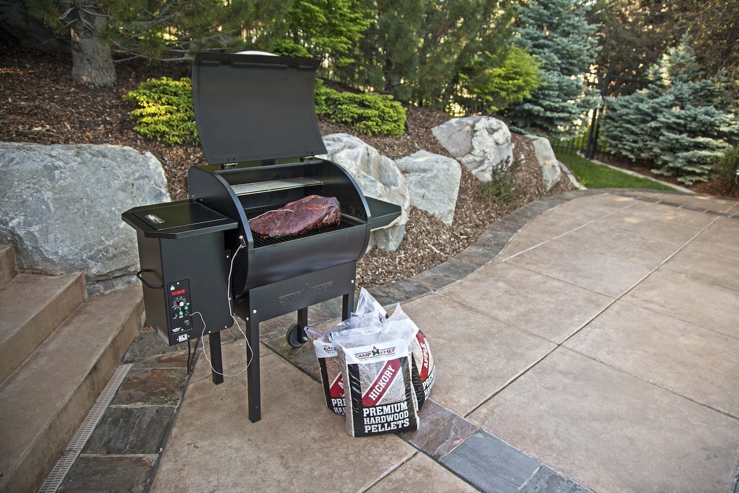 Camp Chef Smokepro Dlx Pellet Grill Review And Rating