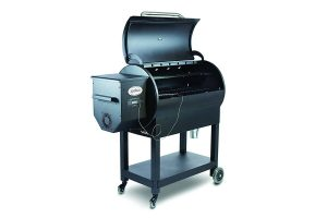 Louisiana Grills LG 900 Pellet Grill With Digital PID Controller And Meat Probe
