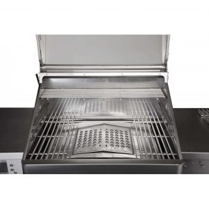 Memphis Grills Pro Pellet Grill With Direct Flame Insert