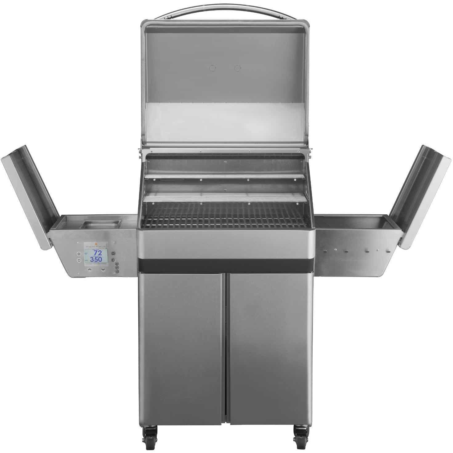 ... Known For Making Superior Premium Quality Grills. They Are Also Known  Throughout The Industry For Providing Excellent Customer Care And Service.
