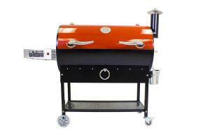 REC TEC Wood Pellet Grill RT-680