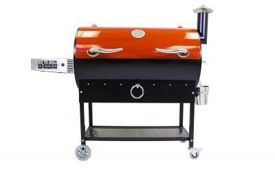 REC TEC Wood Pellet Grill RT-680 Review And Rating – The Best Looking Grill On The Market