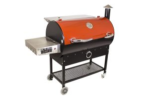 REC TEC Wood Pellet Grill RT-680 Review