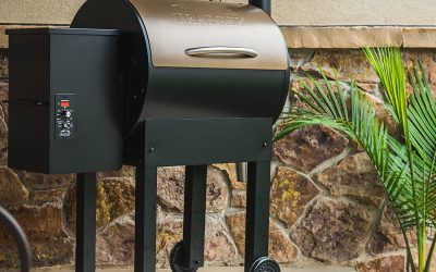 Traeger Lil Tex Elite 22 Wood Pellet Grill And Smoker Review And Rating