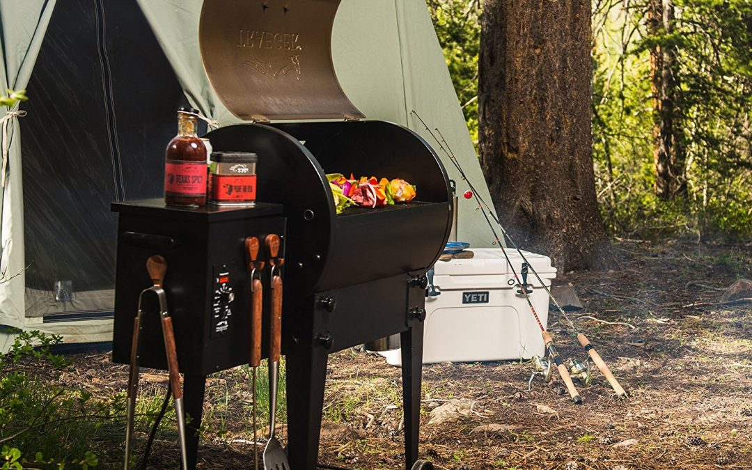 Traeger Tailgater Pellet Grill and Smoker Review And Rating – A Portable Pellet Grill That Packs A lot Of Punch Into A Small Package
