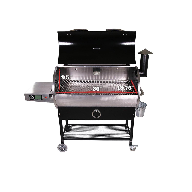 REC TEC Bull (RT-700) Wood Pellet Grill Review and Rating