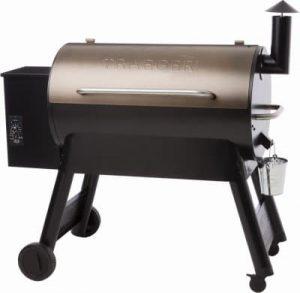 Traeger Grills Pro Series 34 Wood Pellet Grill