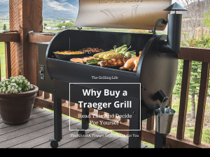 Why Buy A Traeger, The Grilling Life