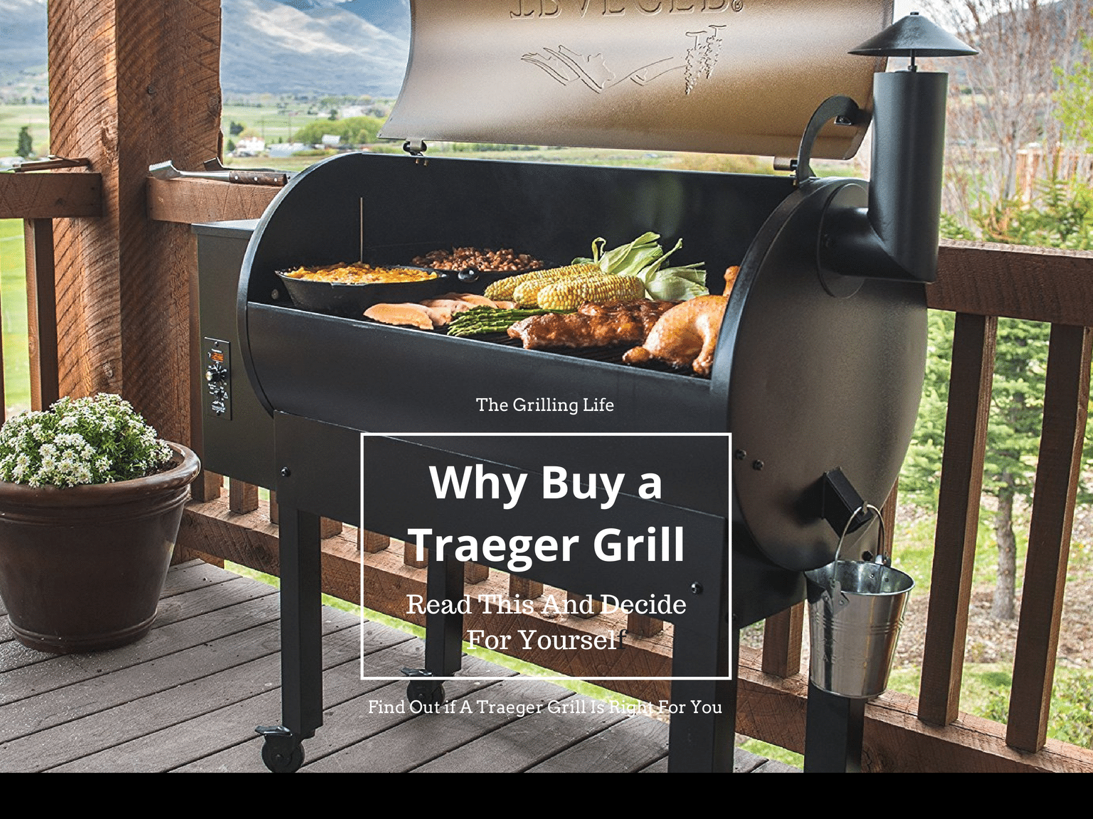 Why Buy A Traeger Grill Read This And Decide For Yourself The 100 Wiring Diagram See Our Picks 10 Best Wood Pellet Grills With Reviews Here