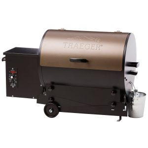 Why Buy A Traeger, Traeger Tailgater Pellet Grill and Smoker With Foldable Legs For Portability