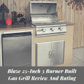Blaze 25-Inch 3 Burner Built Natural Gas Grill Review