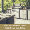 DCS 36-Inch Built-In Natural Gas Grill Review And Rating