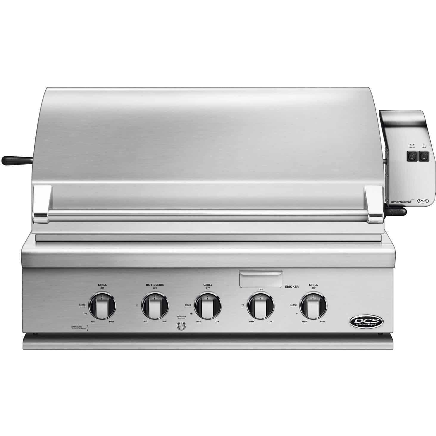 DCS 36-Inch Built-In Natural Gas Grill