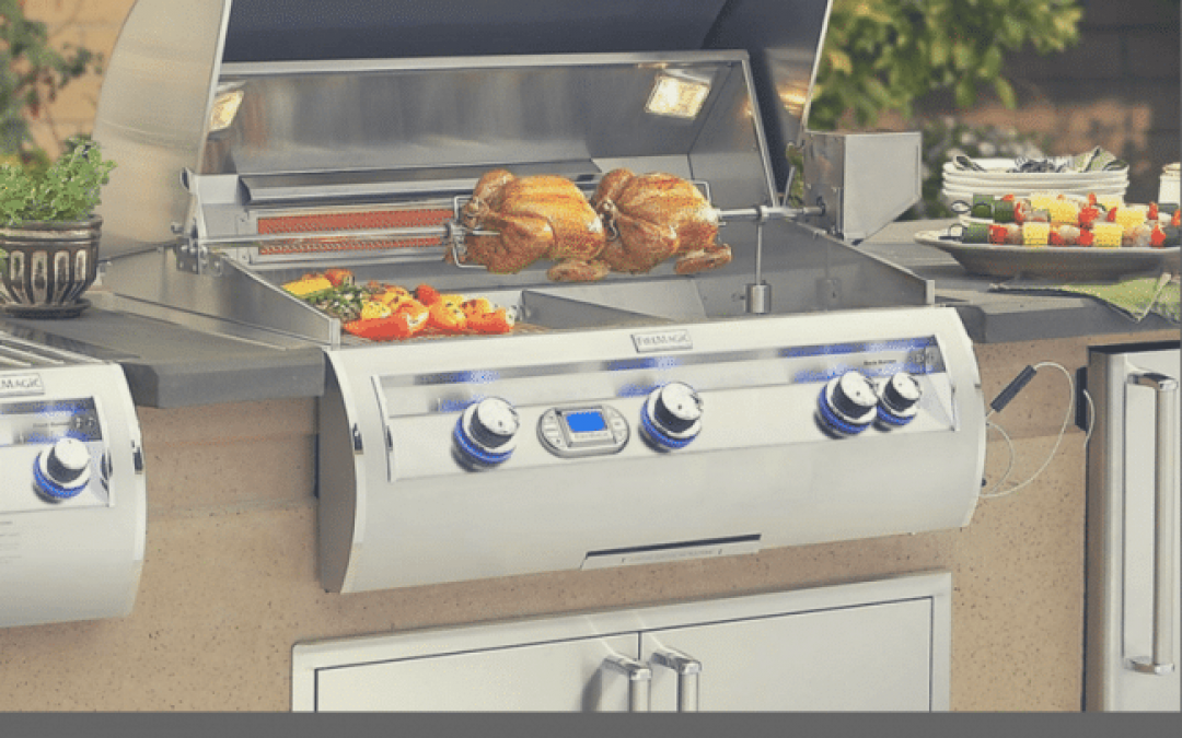 Fire Magic Echelon Diamond E790i 36 Inch Built In Gas Grill Review And Rating – A High-End Grill That Looks As Good As It Performs