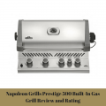 Napoleon Grills Prestige 500 Built-In Gas Grill Review and Rating