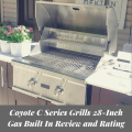 Coyote C Series Grills 28-Inch Gas Built In Review and Rating
