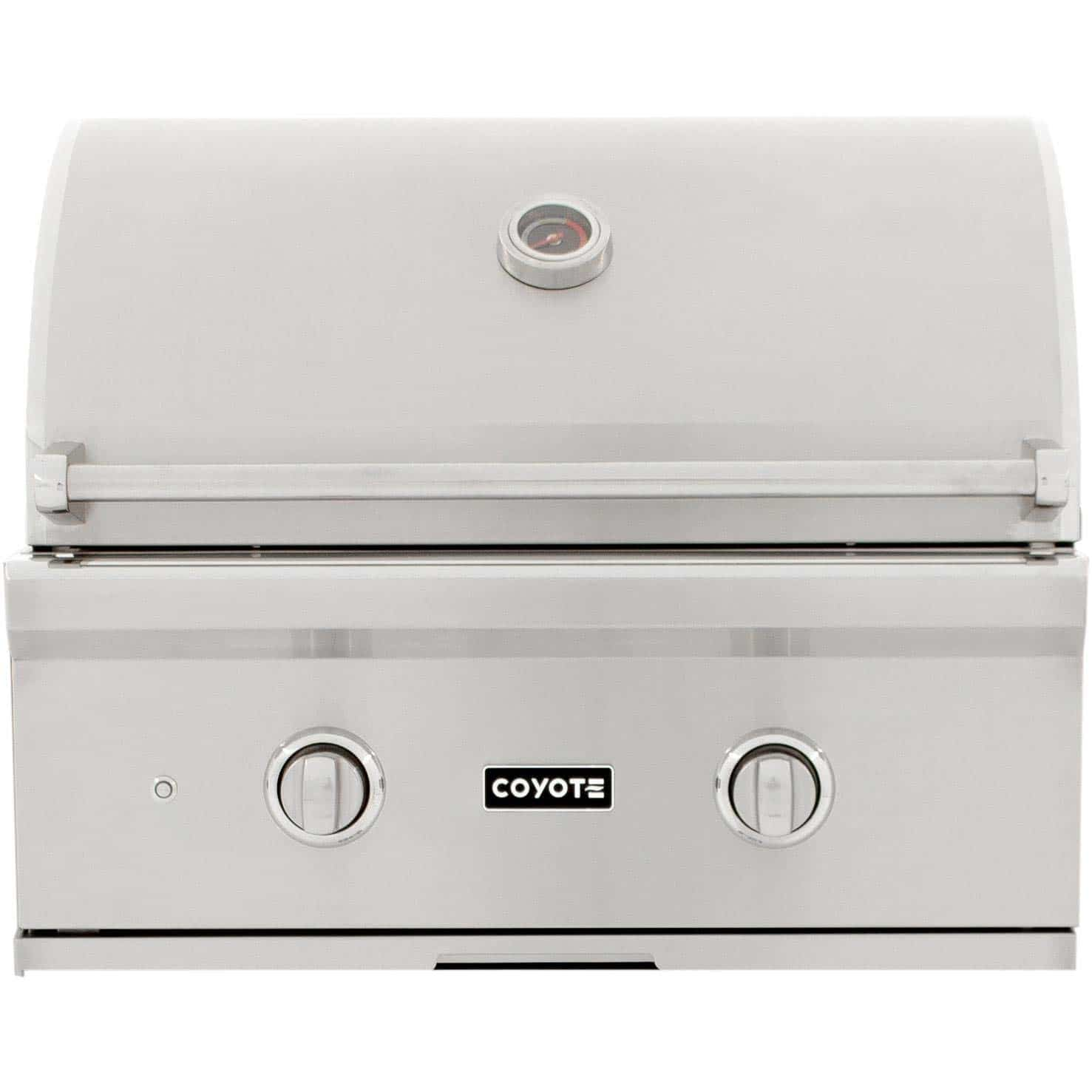 Coyote C Series Grills 28-Inch Gas Built In