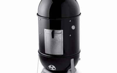 Weber 18 Inch Smokey Mountain Cooker Charcoal Smoker Review And Rating – A High Quality Charcoal Smoker