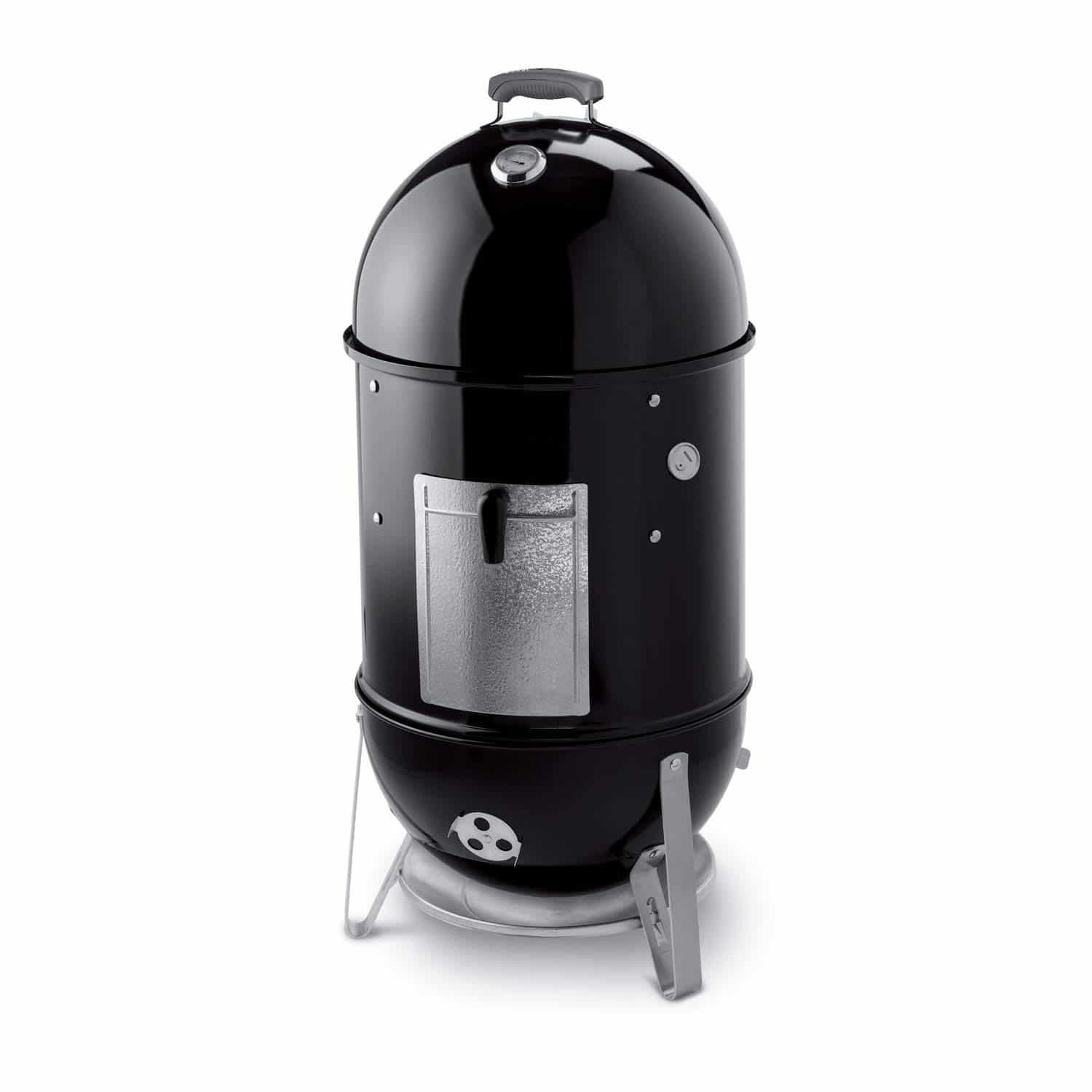 Weber 18 Inch Smokey Mountain Cooker Charcoal Smoker