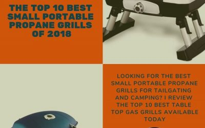 Top 10 Best Small Portable Propane Grills Of 2018 – Portable Propane BBQ Grills Reviews And Buyers Guide