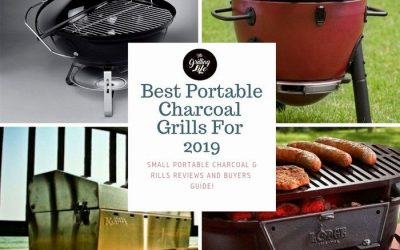 Top 10 Best Portable Charcoal Grills For 2019 – Small Portable Charcoal Grills Reviews And Buyers Guide