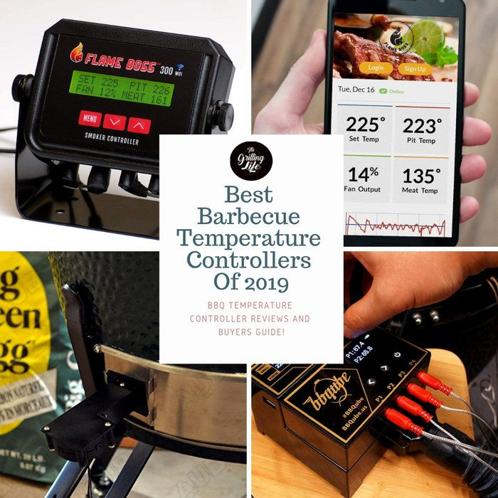 10 Best Barbecue Temperature Controllers 2019 - The Grilling