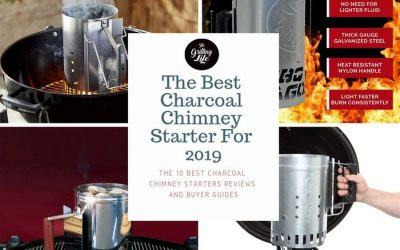What Is The Best Charcoal Chimney Starter For 2021? – The 10 Best Charcoal Chimney Starters Reviews And Buyer Guides