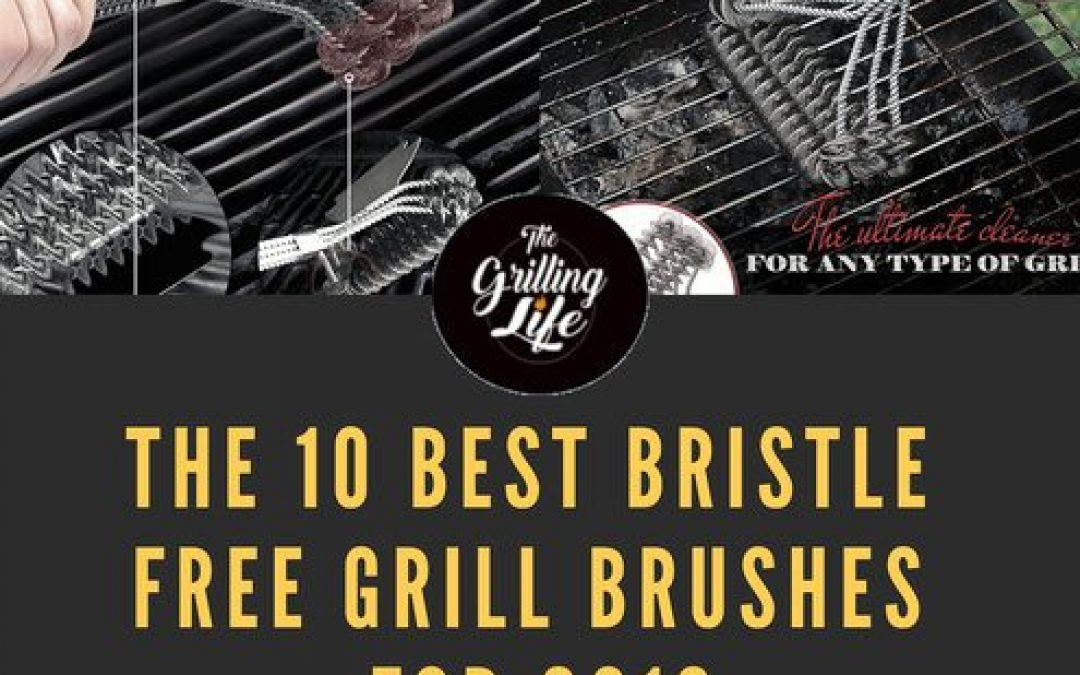 The 10 Best Bristle Free Grill Brushes For 2019 – Bristle Free BBQ Grill Brush Reviews And Buyers Guide