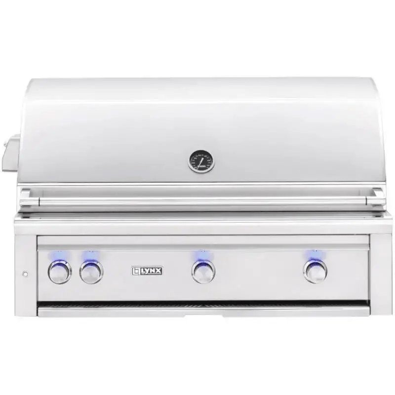 Best Built In Gas Grills, Lynx Professional