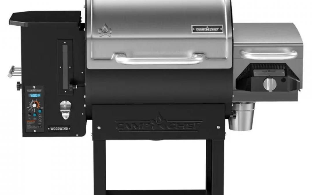 Best Entry-Level Pellet Grill – Camp Chef Woodwind SG
